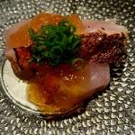 すし宮川  - 料理写真:金目鯛