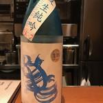 料理屋 月光 - 千代の亀 夏生(なつなま) 純米吟醸EK-7