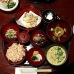 滋養料理 山法師 - 料理写真:羽衣の晩ごはん
