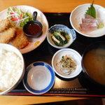 旬菜‐小豆 - おすすめ(限定5食)750円