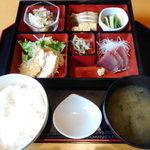 旬菜‐小豆 - こまめ弁当(限定5食)850円