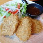 旬菜‐小豆 - ヒレカツ