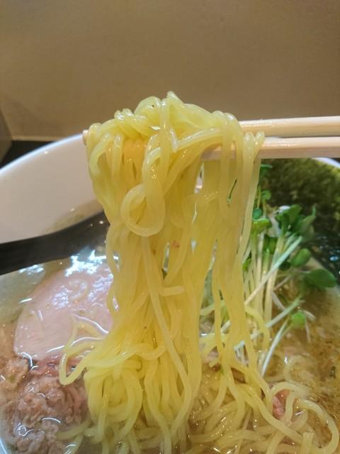 麺や勝治 - 2017年5月 青唐辛痛麺 850円