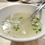 ガブリチキン - とりスープ
