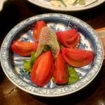 土佐料理 祢保希 - フルーツトマト:700円