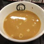 紋次郎 - 最後はスープ割で