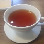 69123728 - 【2016.10】パンケーキセットのドリンク 紅茶を選択