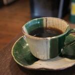 アルコイリス - ホットコーヒー