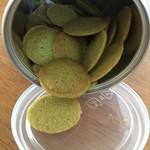 サント・アン - 母子緑茶クッキー