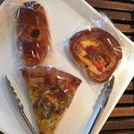 69125053 - 惣菜パン3種類