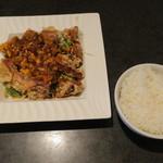 唐苑 - 油淋鶏定食