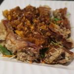 唐苑 - 油淋鶏2