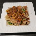 唐苑 - 油淋鶏1