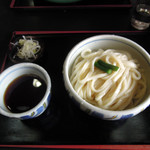 吉野屋 - 料理写真:もりうどん470円