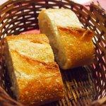 69126958 - メニューA 1080円 のパン