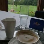 屈斜路湖 鶴雅オーベルジュ SoRa - 食後のコーヒー