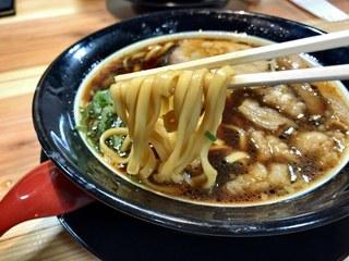 金久右衛門 堺なかもず店 - 大阪ブラック 麺リフト