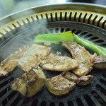 JA上野村 焼肉センター - レバー・上肉