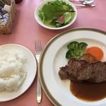 ハナワグリル - 料理