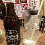 倉蔵商店 - 友人の命の水、ホッピー