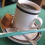 ピーコック - ランチ時のコーヒー(100円)