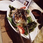 焼鳥 MOZU - サラダ