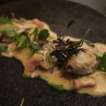 PEP - 牡蠣のプランチャ2