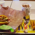 マクドナルド - 料理写真:グランクラブハウスバリューセット