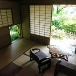 日本料理 鎌倉山倶楽部 - 茶室