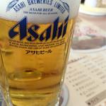 敦賀ヨーロッパ軒 - 生ビール