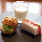 レストラン ミロ - 料理写真:1皿目
