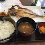 海の幸と山の幸 するが食堂 - 料理写真: