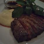 Restaurant & Bar Mashu - 和牛のステーキ