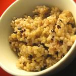 健康食工房 たかの - いせひかり発芽活性玄米御飯はとてもやさしい!金沢市の自然食のオーガニック
