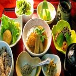 健康食工房 たかの - 金沢マクロビヘルシーランチで自然食を贅沢にやすらいで、お野菜たっぷりなひとときに、癒されて