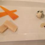 アマルフィイ・モデルナ - ドルチェはチーズに変更