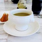 ヴァン・ウタセ - セロリのスープ