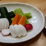 たかやま - 料理写真:平塚野菜