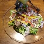 肉バル バーレイウィート - サラダ