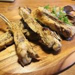 肉バル バーレイウィート - スペアリブは絶対食べたい