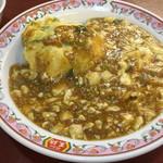 餃子の王将 - 麻婆天津飯