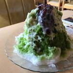 ジョイフル - 料理写真:抹茶あずき=368円 税込