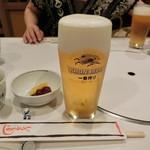 じゃのめや - ドリンク写真:生ビール 720円