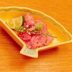 喜助 - 本ヨコ頭肉