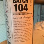 69148328 - ワインメーカーズノート。頼んだボトルワイン。