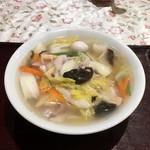中華料理 正華 - 料理写真:五目タンメン
