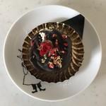 パティスリー ら・じゅゆな - 料理写真:ケーキ、430円です。