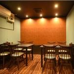 ファイヤーホール 陳 - 内観写真:4~8名まで利用できる個室です。