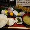 和食居酒屋 酒彩 暖味 - 料理写真:「刺身定食 5点盛り」