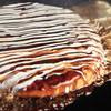 わらい食堂 - 料理写真:ふわふわの「わらい焼」!!これぞ、名物☆